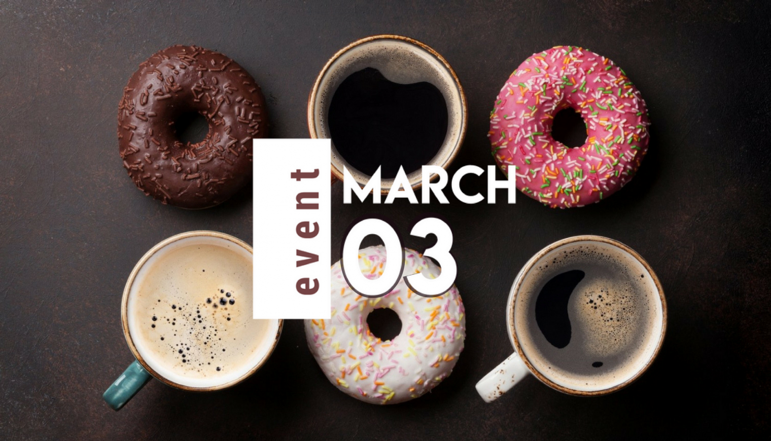 Coffee & Donuts Volunteer Session