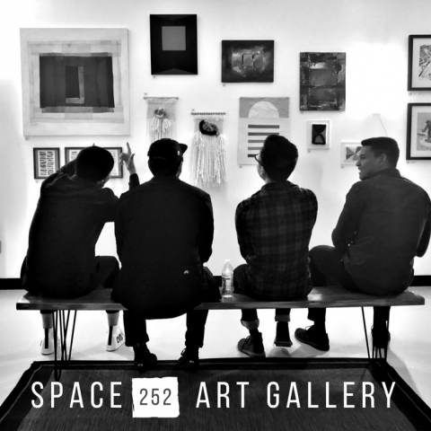Space 252 Open Gallery Hours
